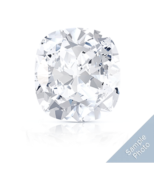 1.16 Carat H-Colour SI2-Clarity Very Good Cut Cushion Diamond