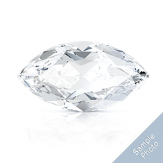 0.14 Carat H-Colour VVS2-Clarity Good Cut Marquise Diamond