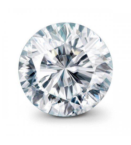 0.70 Carat F-Colour I1-Clarity Very Good Cut Round Brilliant Diamond
